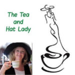 Tea and hat lady